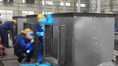废气设备制作安装
