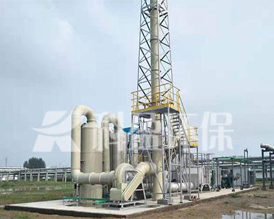 RTO废气处理技术的节能秘密