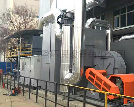 沸石轉輪RCO設備
