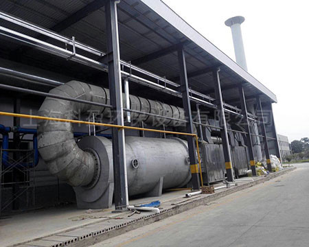 TO直燃式热氧化炉