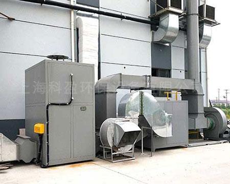 有机废气催化净化装置CO