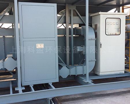 CO催化氧化爐