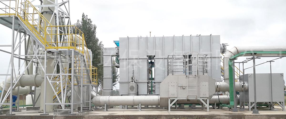 拉米夫定医药废气处理项目案例