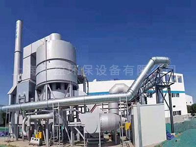 旋转RTO废气处理项目案例