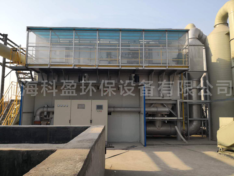 苯甲酸废气处理项目案例